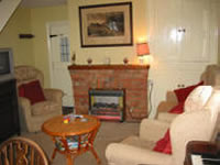 Humphrey Cottage living room