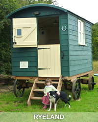 Come and stay in our Shepherd's Hut - Ryeland